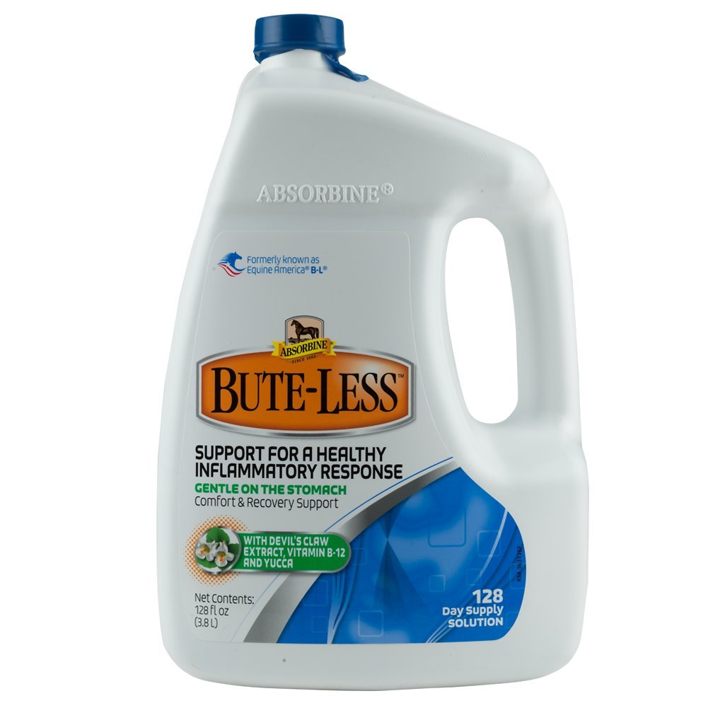 WF Young Absorbine Bute-Less Solution 128 oz by WF Young