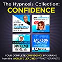 The Hypnosis Collection - Confidence: Four Complete Life-Changing Hypnosis Programs for Ultimate Confidence Speech by  Inspire3 Hypnosis Narrated by  Inspire3 Hypnosis