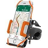 TaoTronics Handyhalterung Fahrrad Smartphone Handyhalter Fahrrad Verstellbar für iPhone 7/7Plus 6S/6S Plus 6/6Plus 5S/4S Galaxy S5/S4/S3