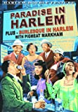 Harlem Double Feature: Paradise in Harlem (1939) / Burlesque in Harlem (1949)