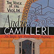 The Voice of the Violin: Inspector Montalbano, Book 4 | Andrea Camilleri