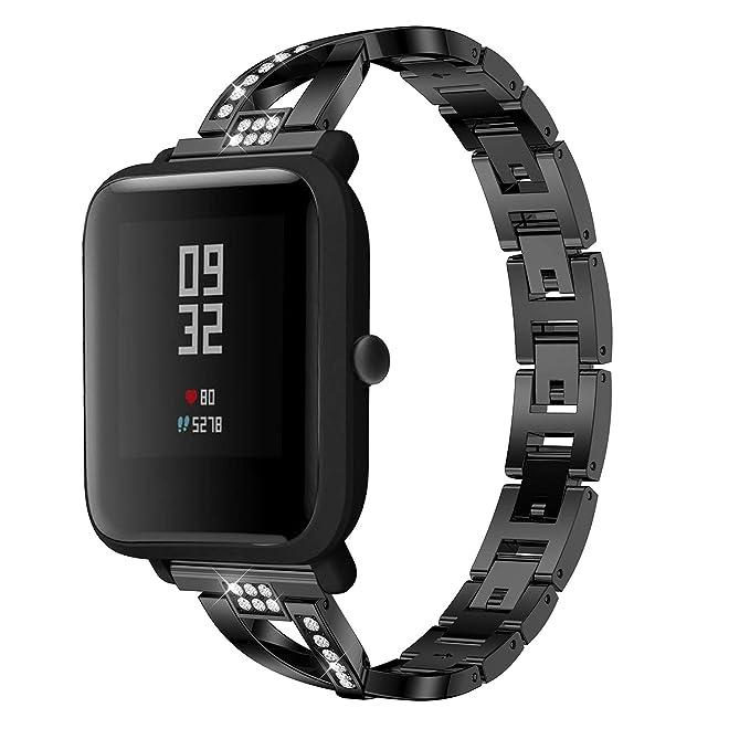 Correa de Repuesto para Reloj Xiaomi Huami Amazfit Bip Youth de 20 ...
