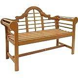 Achla designs 4-foot lutyen bench