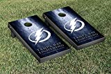 Tampa Bay Lightning NHL Regulation Cornhole Game Set Museum Version