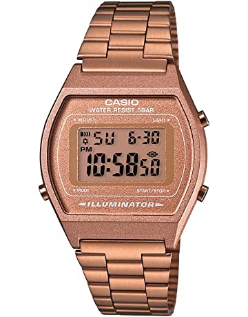 Casio Collection Unisex Retro Reloj de Pulsera 381a20625696