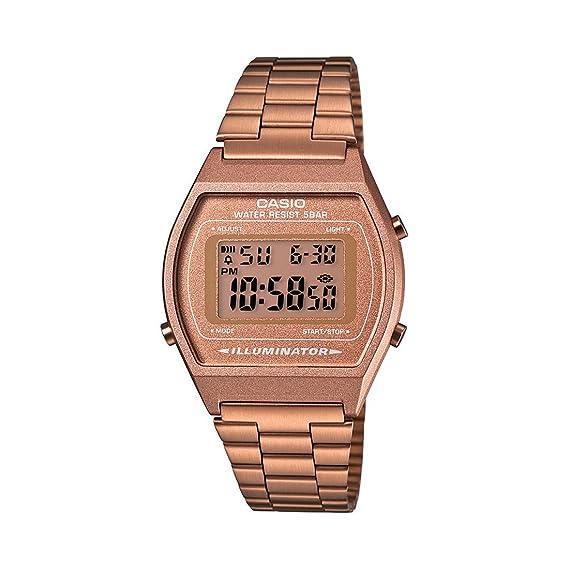 b9f19bcdc40f Casio B640WC-5AEF Ladies Retro Digital Watch  Watch  Casio  Casio ...