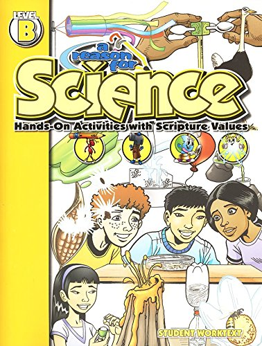 LearningLAB A Reason for Science, Level B, Complete Homeschool Kit
