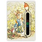 Peter Rabbit Nursery and Baby Room Thermomet