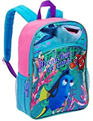 Nemo Disney Finding Dory Full Size 16 Inch Backpack