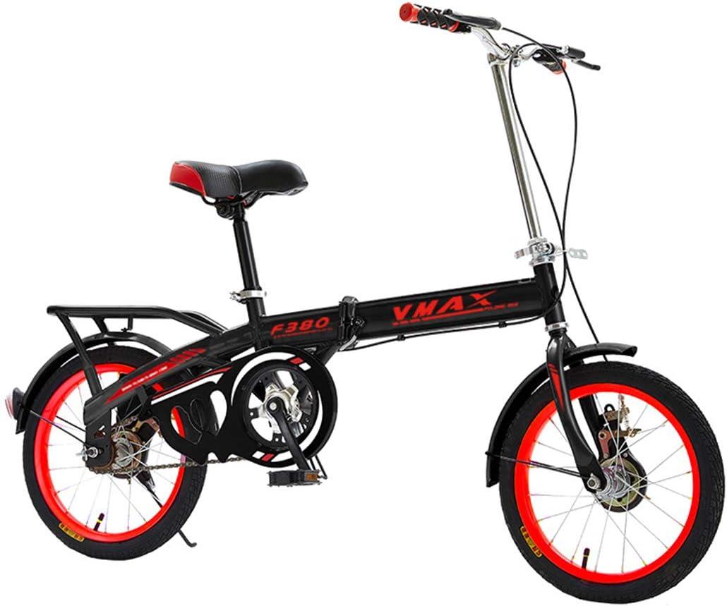 GRXXX Bicicleta Plegable portátil Commuter Shift Regalo para ...
