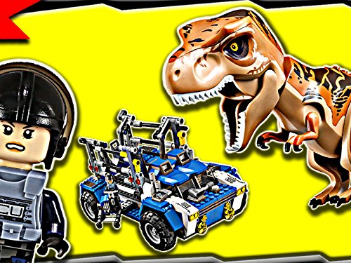 (Clip: T-Rex Tracker)