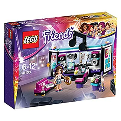 Lego 41103 Friends Pop Star Recording Studio: Toys & Games
