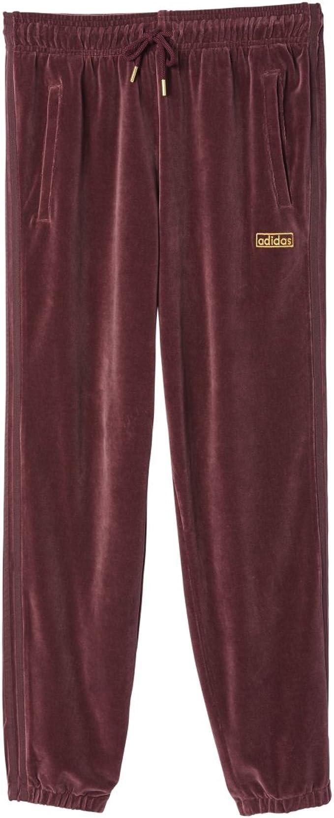 adidas Originals – Pantalón de chándal para Hombre Granate ay9231 ...