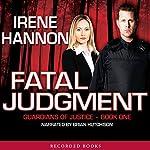 Fatal Judgment   Irene Hannon