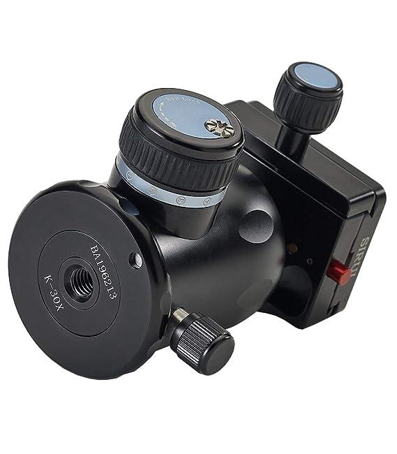Buy Sirui K 30x Ball Head Black Online At Low Price In India Sirui Camera Reviews Ratings Amazon In