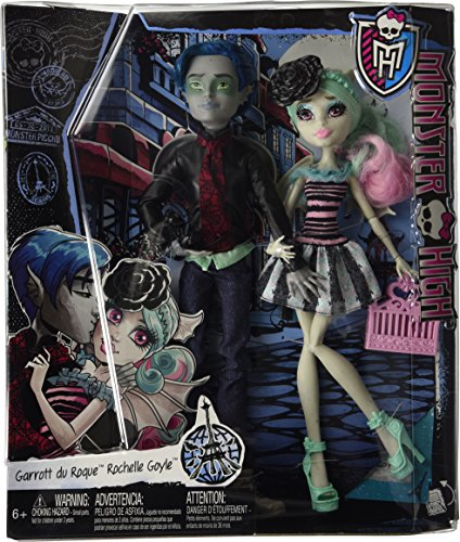 Monster High Love in Scaris Garrott du Roque & Rochelle Goyl