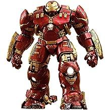 Hot Toys Movie Masterpiece - 1/6 Scale Fully Poseable Figure: Avengers Age of Ultron - Hulkbuster ムービー・マスターピース アベンジャーズ/エイジ・オブ・ウルトロン ハルクバスター 1/6スケール プラスチック製 塗装済み可動フィギュア