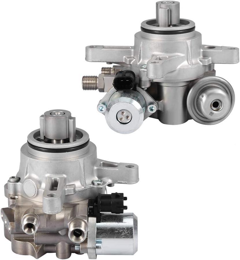 Kraftstoffpumpe f/ür Autos Kraftstoffpumpe Aluminium Ersatz Kraftstoffpumpe Hochdruckpumpe f/ür S GTS 2008-2010 948110316 Hx