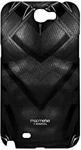 Macmerise Suit Up Black Panther Sublime Case For Samsung Note 2