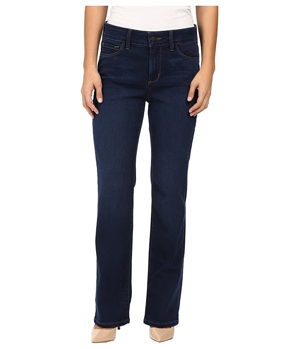 Provence NYDJ Women's Plus Size Marilyn Straight Leg Jeans in Future Fit Denim