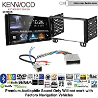 Volunteer Audio Kenwood DDX9904S Double Din Radio Install Kit with Apple CarPlay Android Auto Bluetooth Fits 2003-2006 Expedition, 2004-2006 Navigator