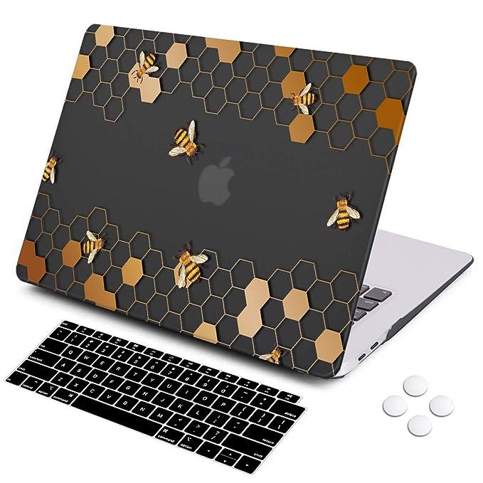iCasso - Carcasa rígida de plástico para MacBook Pro de 15 ...