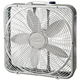 Lasko #3723 20-Inch Premium Box Fan 3-SPEED 2-Pack