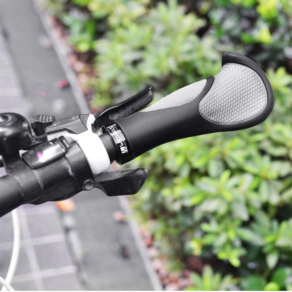140mm Cateye Handlebar Grips 22.2mm NEW
