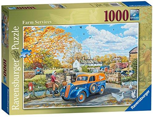 (Ravensburger Farm Services, 1000pc Jigsaw Puzzle)