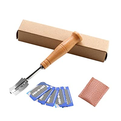 Euone_Home Home Tool Bread Bakers Blade Slashing Tool Dough Cutter Dough Making Cutter Accessor,Home Decoration for Bedroom Living Room Kitchen: Home & Kitchen