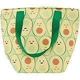 Happy Avocado Lunch Tote Bag