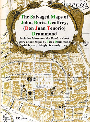 Amazon.com: The Salvaged Maps of John, Boris, Geoffrey, (Don ...