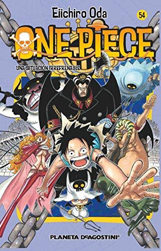Descargar Libro One Piece Nº 54: Una Situación Irrefrenable Eiichiro Oda