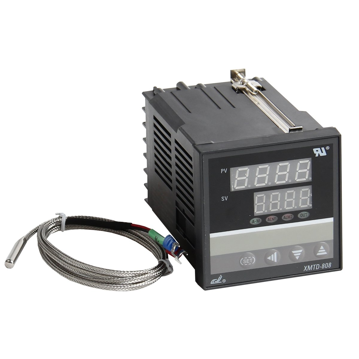 CJ XMTD-808 All Signal Multi-Purpose Input LED Display PID Temperature Control with K Sensor