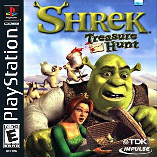 Mario Orange Mill - Shrek Treasure Hunt