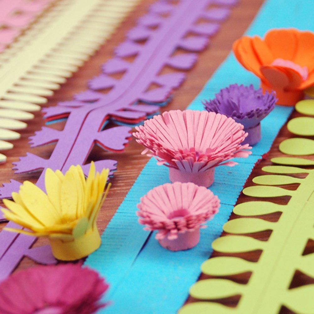 Amazon Bilipala Paper Quilling Diy Flowers Petal Shapes