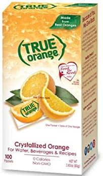 100-Count True Orange Drink Mix