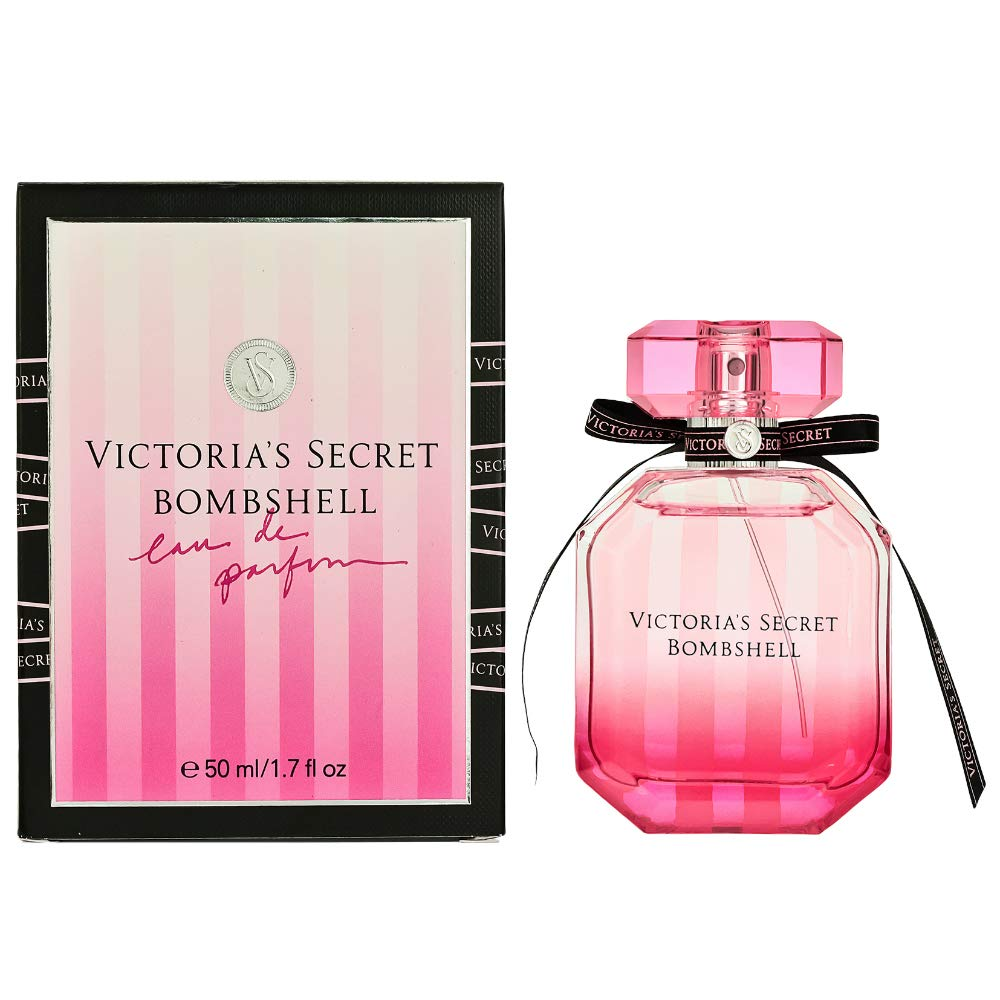 Victoria's Secret Bombshell Eau De Parfum Spray, 1.7 Ounce