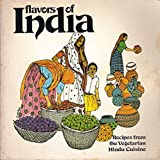 img - for Flavors of India: Recipes from the Vegetarian Hindu Cuisine by Shanta Nimbark Sacharoff (1980-12-03) book / textbook / text book