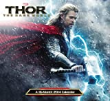 2014 Thor The Dark World Wall Calendar