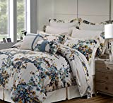 Best TRIBECA LIVING Bed Skirts - Casablanca Cotton 12-Piece Bed In A Bag Set Review