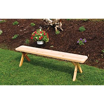 Amazon Com Merry Garden Kids Wooden Picnic Bench