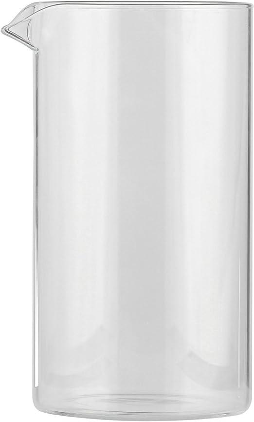 First4Spares – Vaso de cristal de repuesto para cafetera/Bodum 8 ...