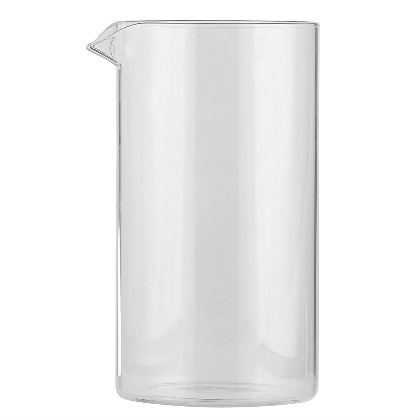 First4Spares Replacement Glass Beaker for Bodum 8 Cup Cafetiere/Coffee Press Qualtex
