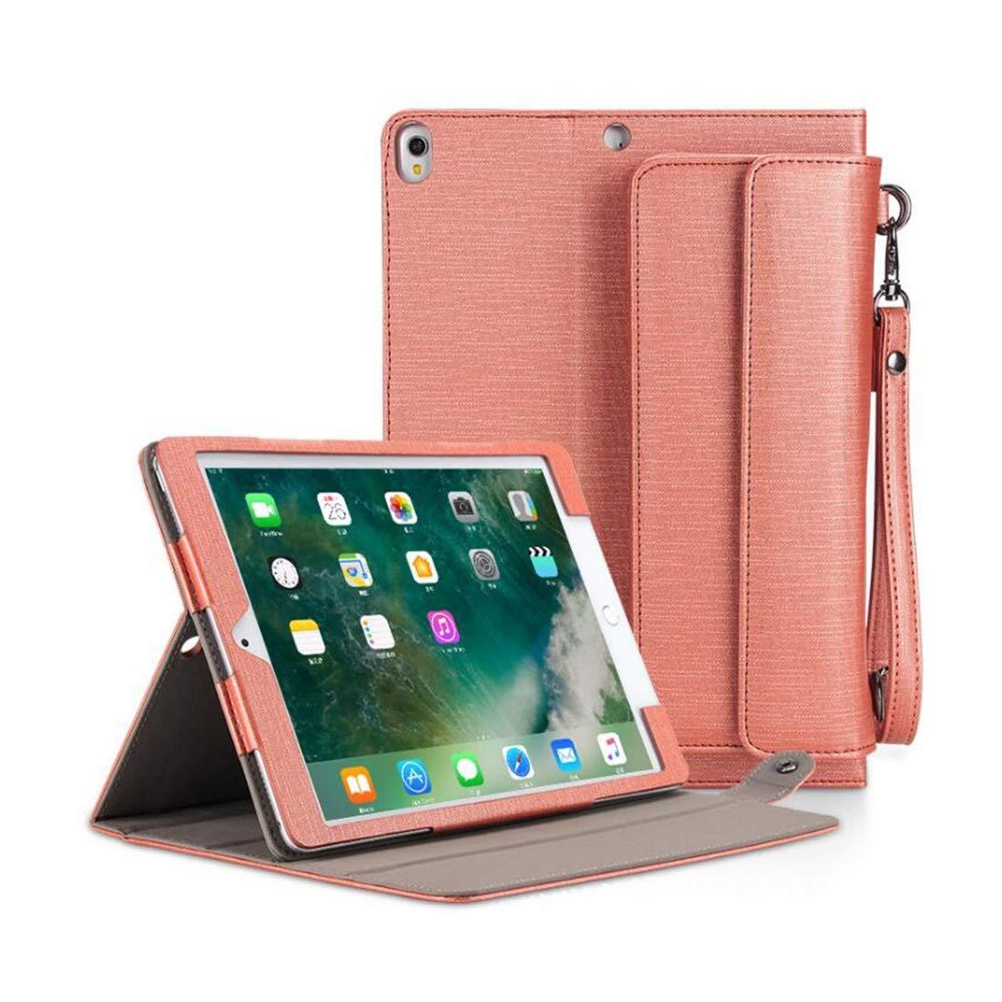 【史上最も激安】 KRPENRIO iPad Pro Apple 10.5用ケース 超スリム 軽量 ブラウン) スタンド スマート : ケース シェル バックカバー付き ハンドル ハンドグリップ & ショルダー ストラップ Apple iPad Pro 10.5インチ対応 (カラー : ブラウン) B07L88P2KX, 門前町:fc3848ea --- a0267596.xsph.ru