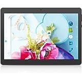 Yuntab 10.1 Inch Quad Core CPU MT6580 Cortex A7 Android 5.1,Unlocked Smartphone Phablet Tablet PC,1G+16G,HD 800x1280,Dual Camera,IPS,WiFi,Bluetooth,G-sensor,GPS,Support 3G Dual SIM Card (Black 2)