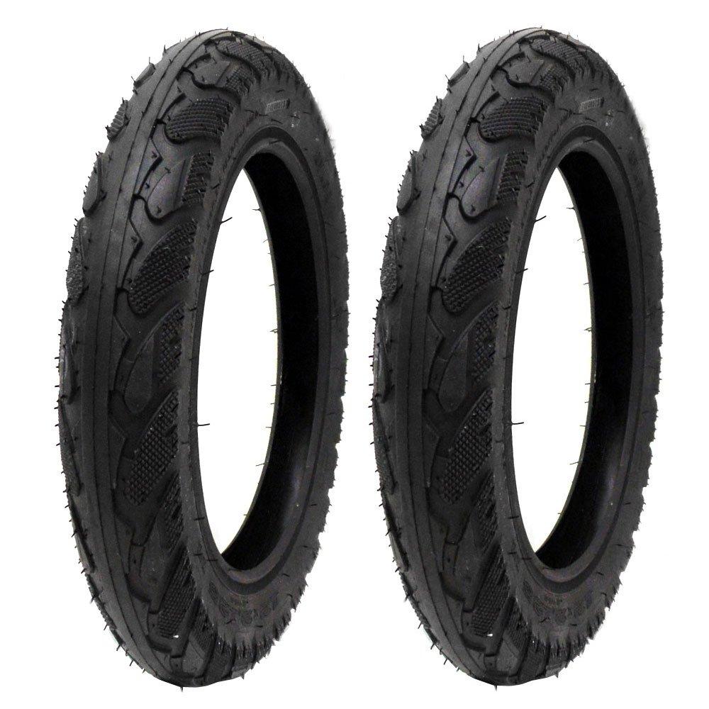 SET OF TWO: Electric Bike Tire Size 12x2.125 Fits on Razor, Baja, Schwin stingray , Sun-L , X-treme by MMG (Image #1)