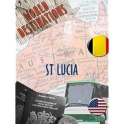 World Destinations - St Lucia