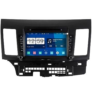 Generic sistema de Android 4.4 Coche GPS unidad principal de DVD ...