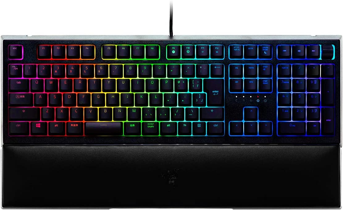 Razer BlackWidow Lite JP Mercury White